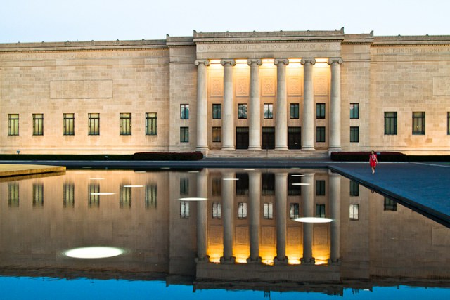 Nelson Atkins Gallery of Art